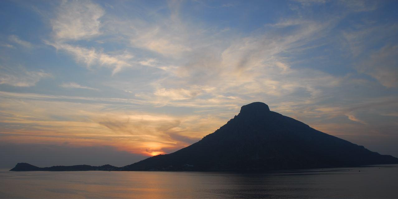 Telendos sunset - Kalymnos.jpg, 49 kb