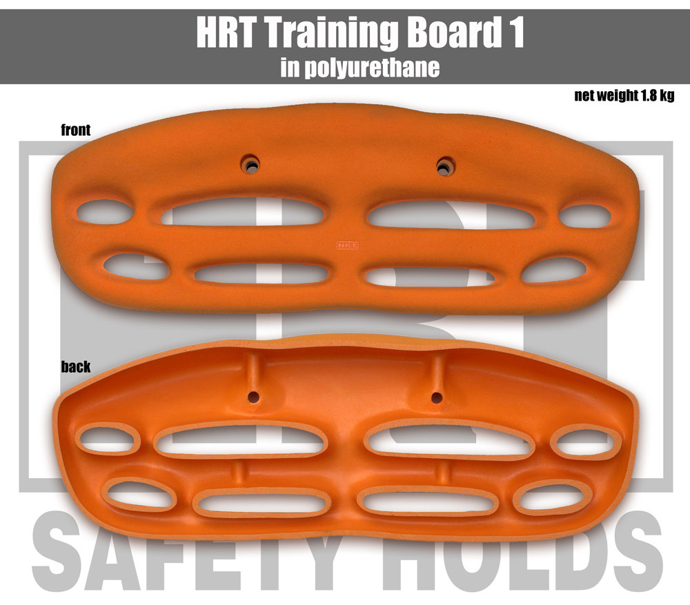 New!! HRT1 Fingerboard in Polyurethane #1, 130 kb