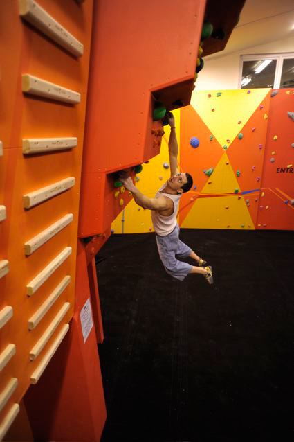 New Craggy Island Bouldering Centre - London, 60 kb