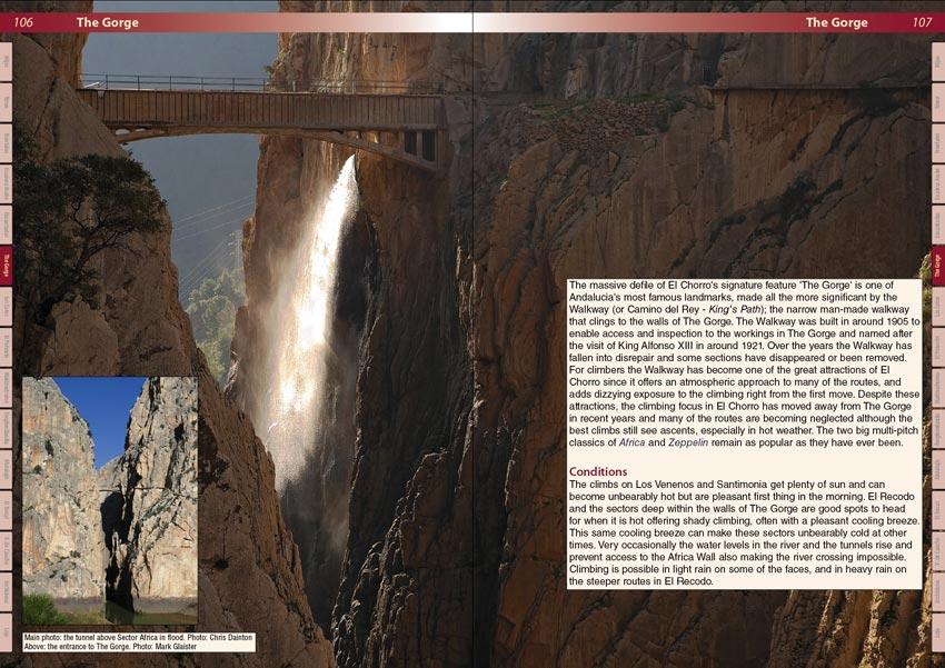 El Chorro Rockfax - Example page 2, 122 kb