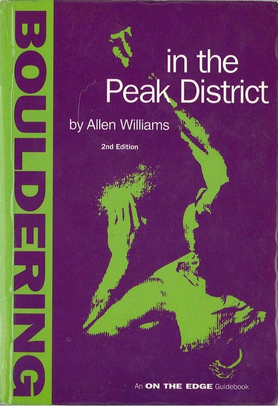 Bouldering in the Peak District Vol 1, 93 kb
