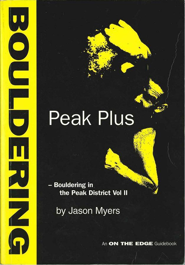 Bouldering in the Peak District Vol 2, 69 kb