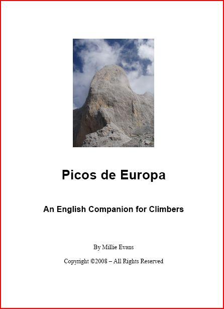 Picos de Europa E-book, 29 kb
