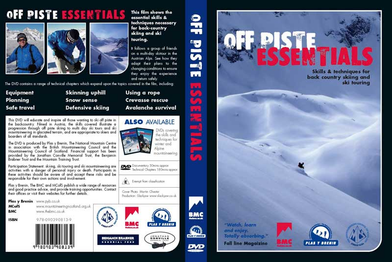 Off Piste Essentials, 68 kb