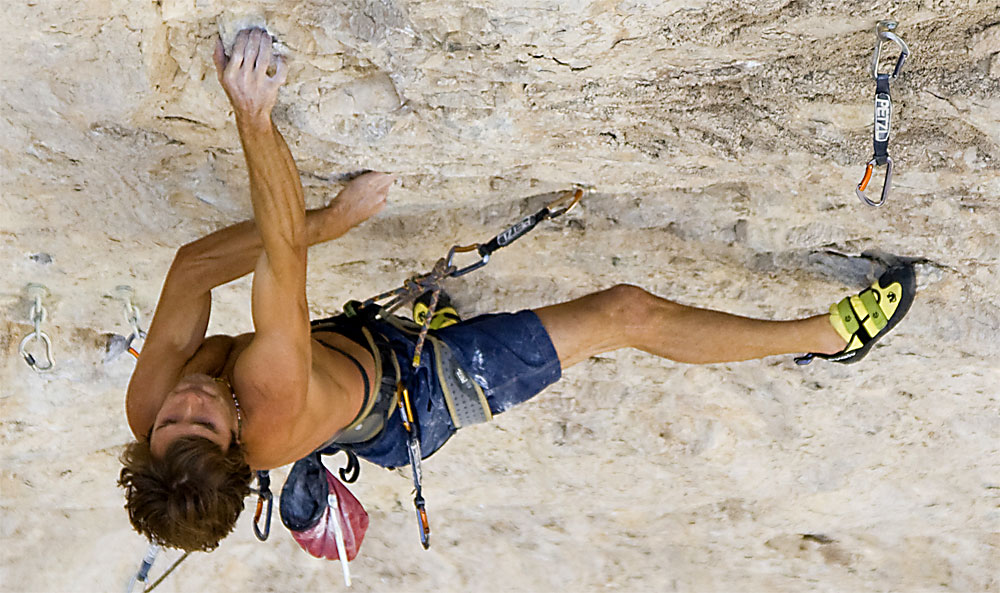 Chris Sharma, Jumbo Love, Clark Mountain, California 2, 160 kb