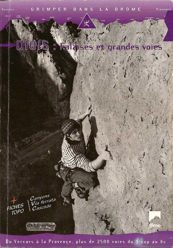 Grimper Dans La Drome, Diois: Falaises et grandes voies, 123 kb