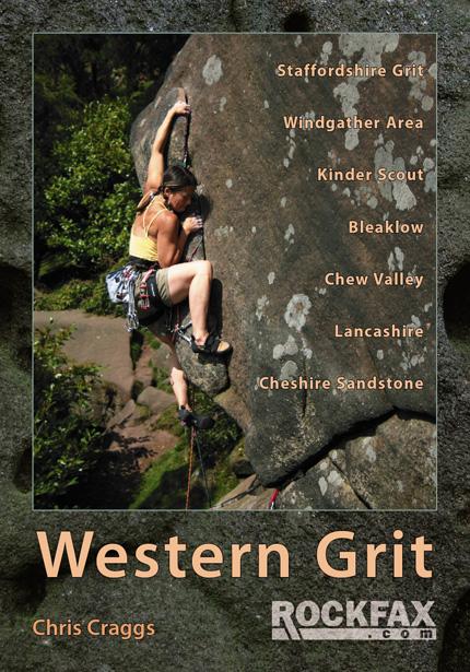 Western Grit Rockfax Cover, 172 kb