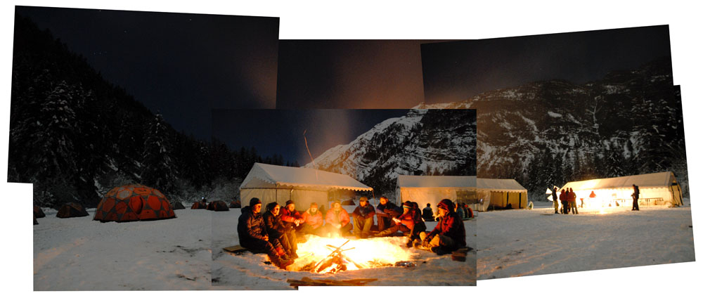 Ecrins Camp Fire, 148 kb