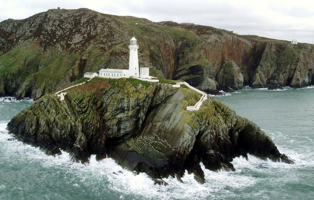 South Stack., 177 kb
