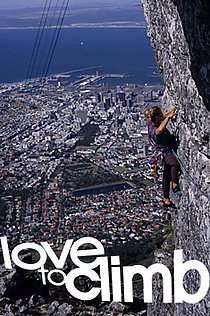 Premier Post: Lovetoclimb in 2009 with Katherine Schirrmacher, 55 kb