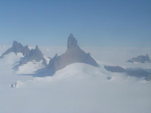 Ulvetanna - Antarctica, 15 kb