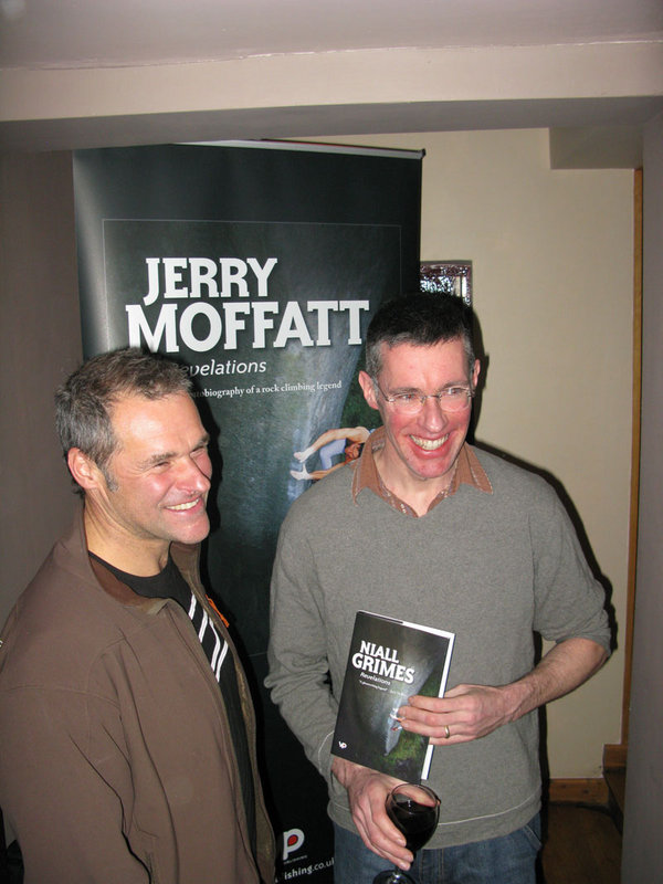 Jerry Moffatt and Niall Grimes, 90 kb