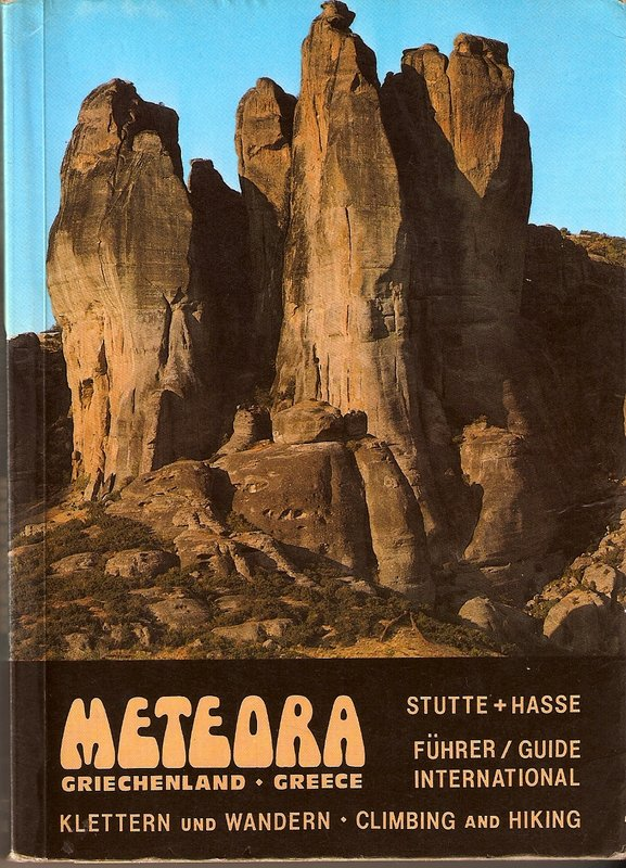 Meteora, Climbing and Hiking, 135 kb
