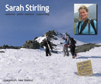 Sarah Stirling Website Link, 29 kb