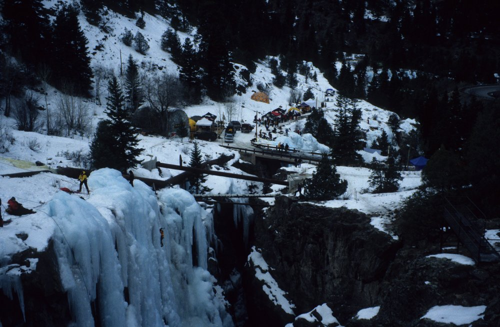 Ouray Ice Park, 133 kb