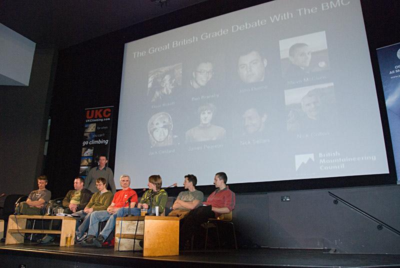 The Great British Grade Debate at ShAFF 2009, 95 kb