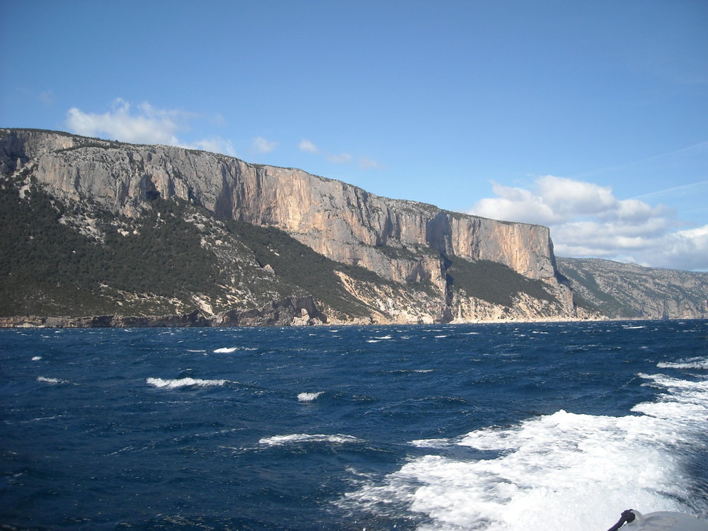Oronnoro and Plumare, Golfo di Baunei, 147 kb