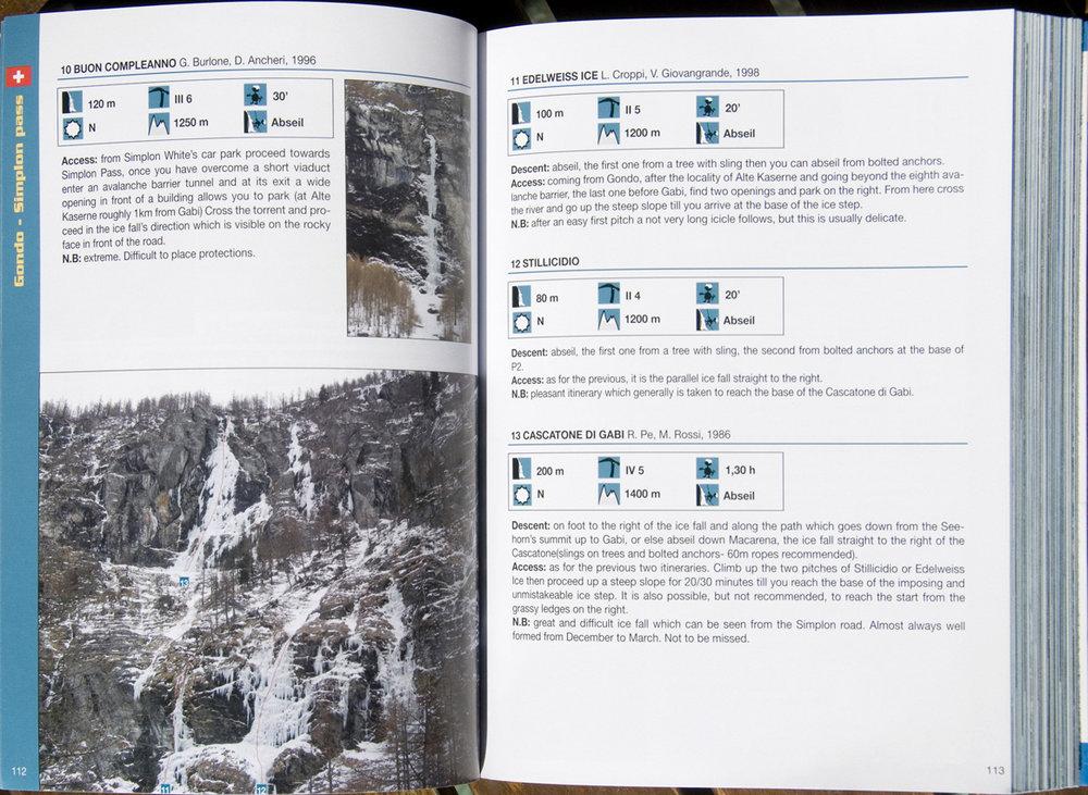 Alpine Ice Sample Page, 189 kb