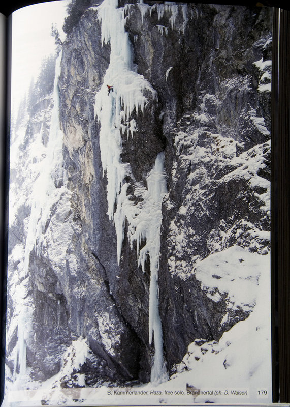 Alpine Ice Internal Photo Example, 149 kb