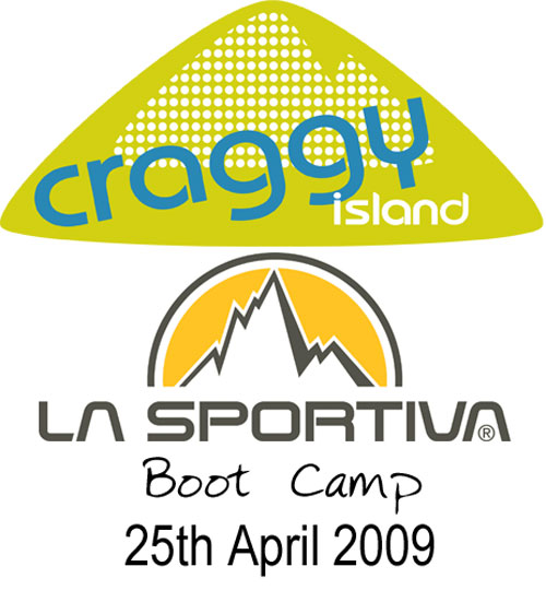 Craggy Island La Sportiva Boot Camp, 52 kb