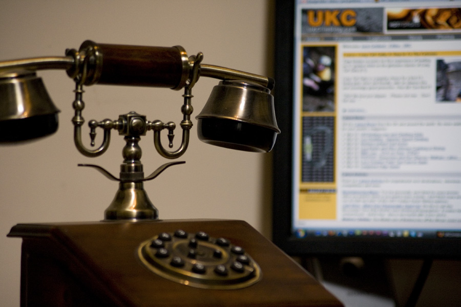 The UKC Direct Line, 134 kb