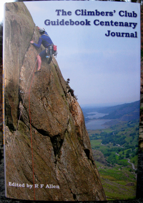The Climbers' Club Guidebook Centenary Journal, 125 kb