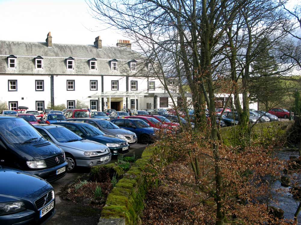 Shap Wells Hotel, Cumbria, 160 kb