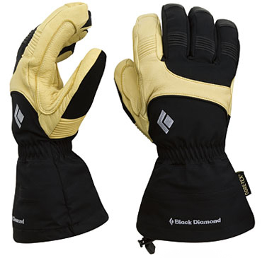 The Prodigy Glove from Black Diamond, 43 kb