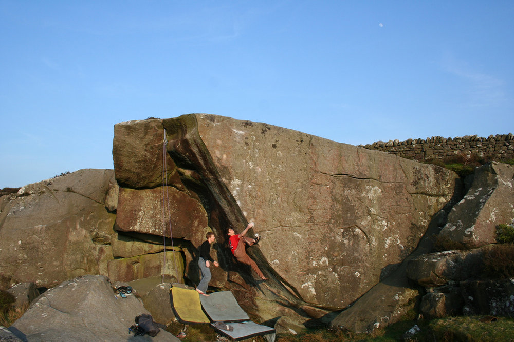 Dan Varian on Arc Royal - Queens Crag, 142 kb