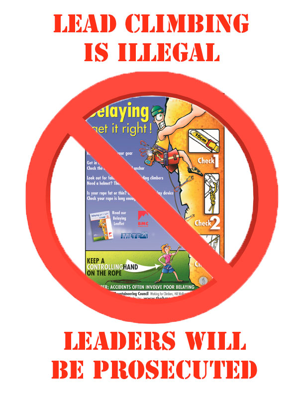 Leading is Illegal!, 100 kb