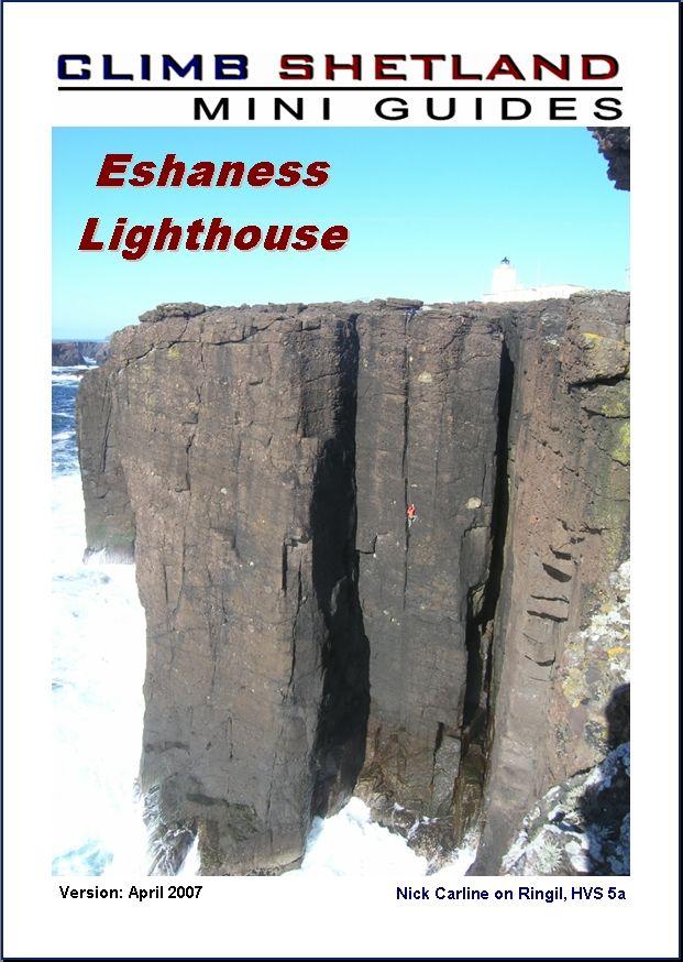 Climb Shetland Miniguides, 91 kb