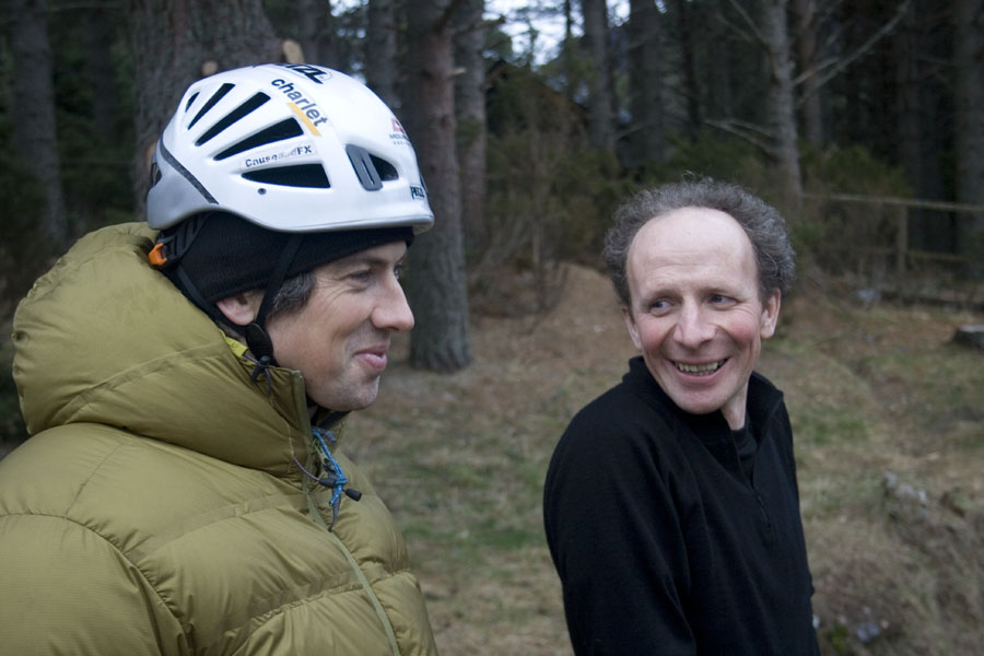 Ben Nevis new-routers - Andy Turner and Iain Small, 88 kb