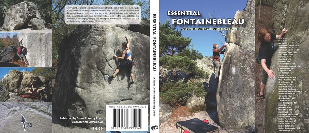 Essential Fontainebleau - Full Cover Design, 158 kb