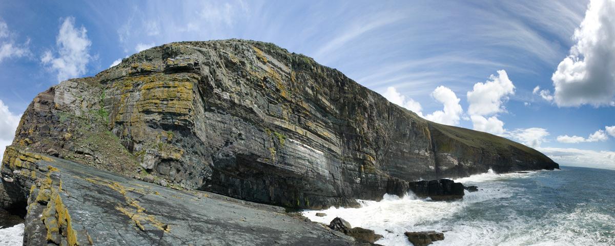 The Cilan Crags of the Lleyn Peninsula, 233 kb