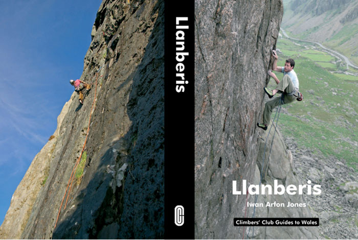 Llanberis Front Cover, 88 kb