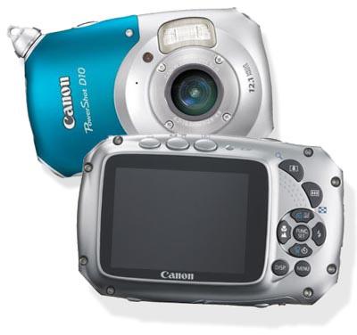 Canon Powershot D10, 28 kb