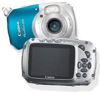 Canon PowerShot D10, 32 kb