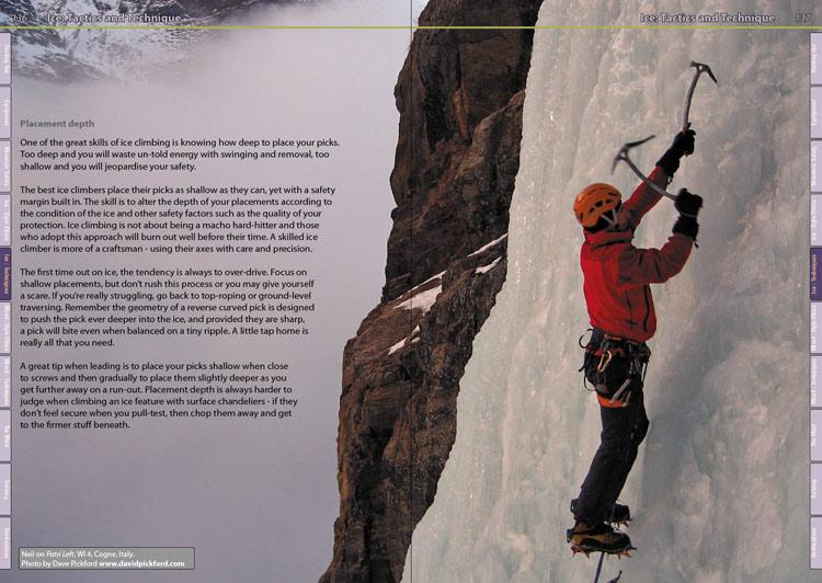 Winter Climbing + Sample Spread, 100 kb