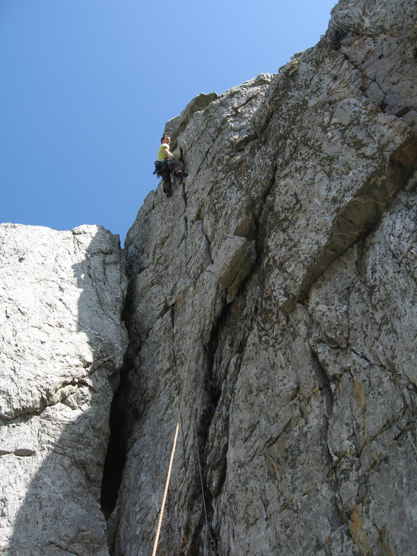 Testing the new karabiners from Wild Country at Gogarth, 126 kb