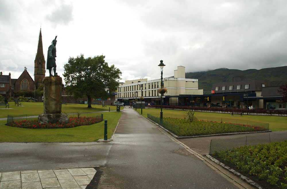 Fort William High Street, 130 kb