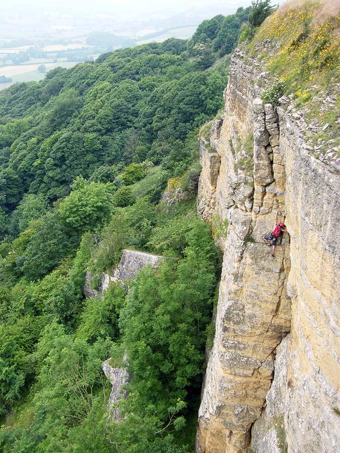 Whitestone Cliff Traverse 1, 191 kb