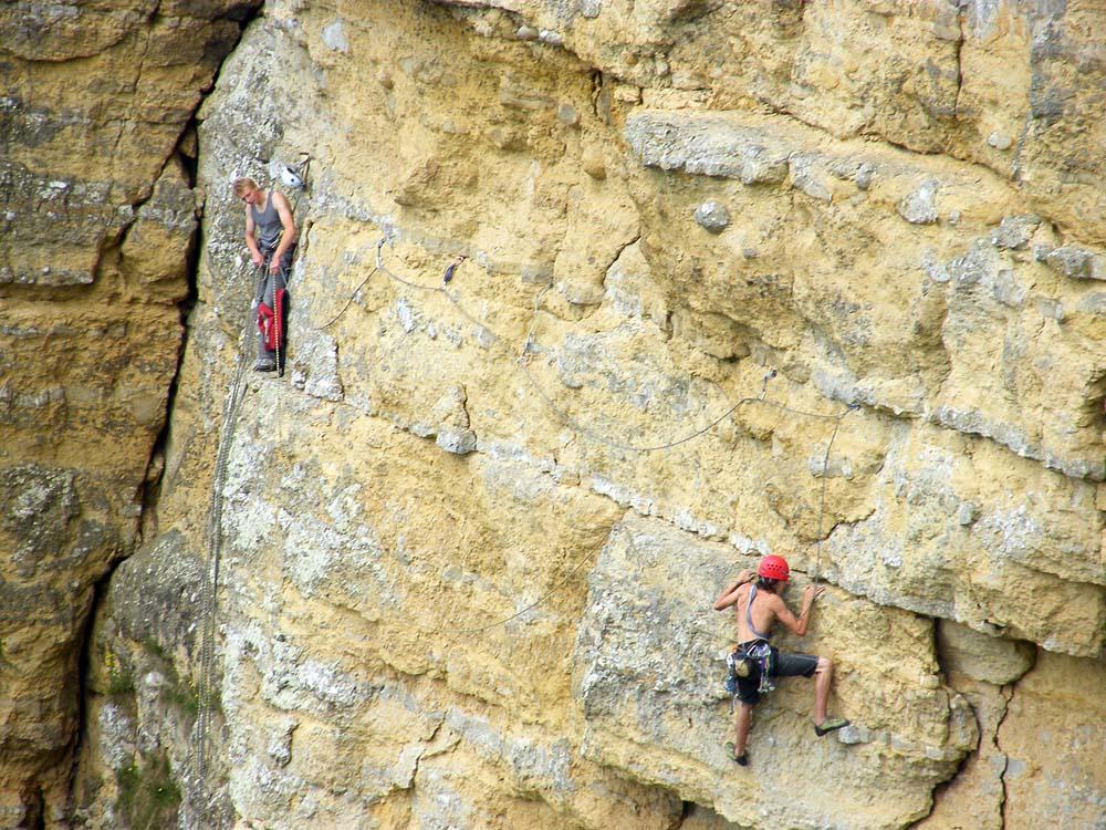 Whitestone Cliff Traverse 4, 195 kb