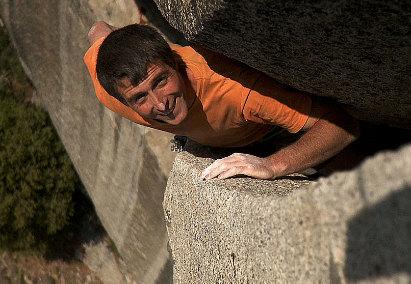 Sean Leary in Yosemite, 136 kb