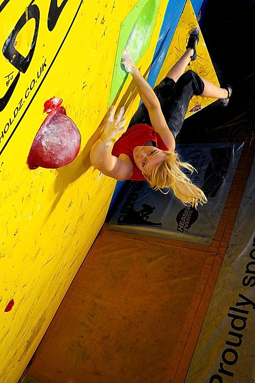 Leah Crane, Women's Winner. © Keith Sharples, 175 kb