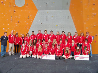 BMC Junior Climbing Team, 30 kb