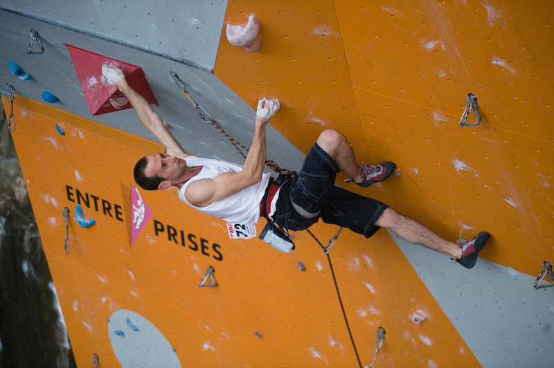 Drew Haigh competing in the 2009 BLCC at EICA, Ratho, 88 kb