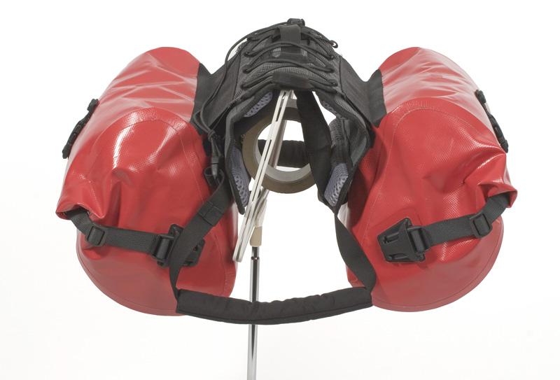 BERGHUND Aqua Yak - Waterproof dog backpack , 91 kb