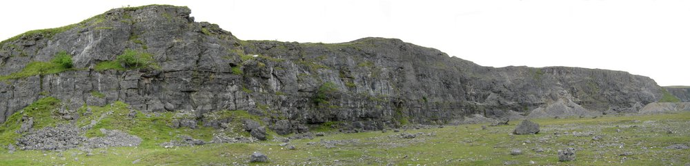 Foredale Quarry (panorama), 56 kb