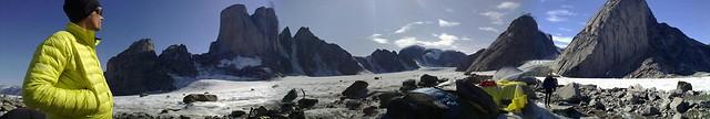 Baffin Panorama, 26 kb