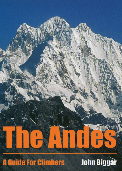 The Andes - A Guide for Climbers, 177 kb
